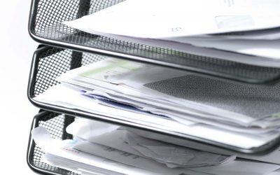 5 praktische tips voor een georganiseerde administratie
